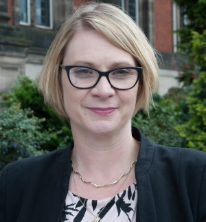 Ms A Whittall, Headmistress of King Edward VI Handsworth School for Girls