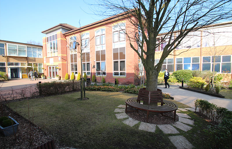 Image of King Edward VI Five Ways School