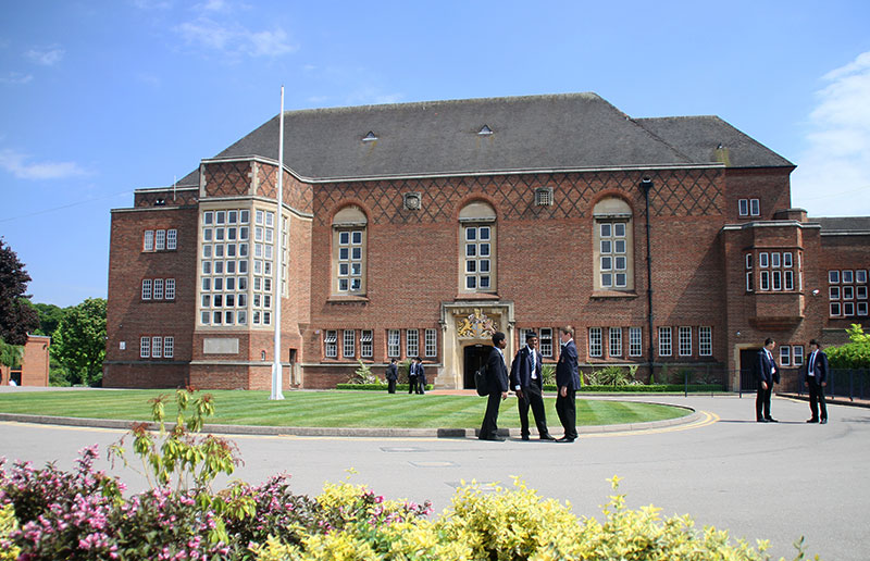 Image of King Edward's School