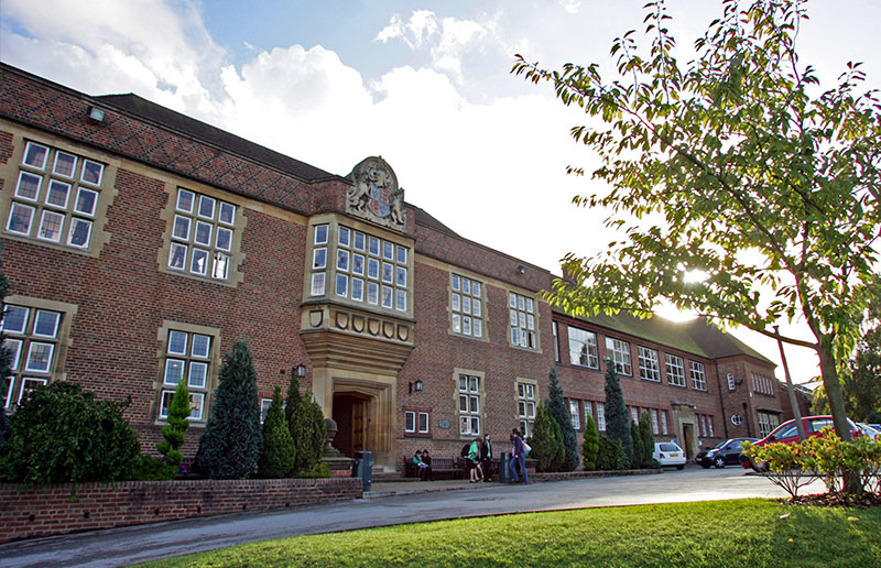 Image of King Edward VI High School for Girls