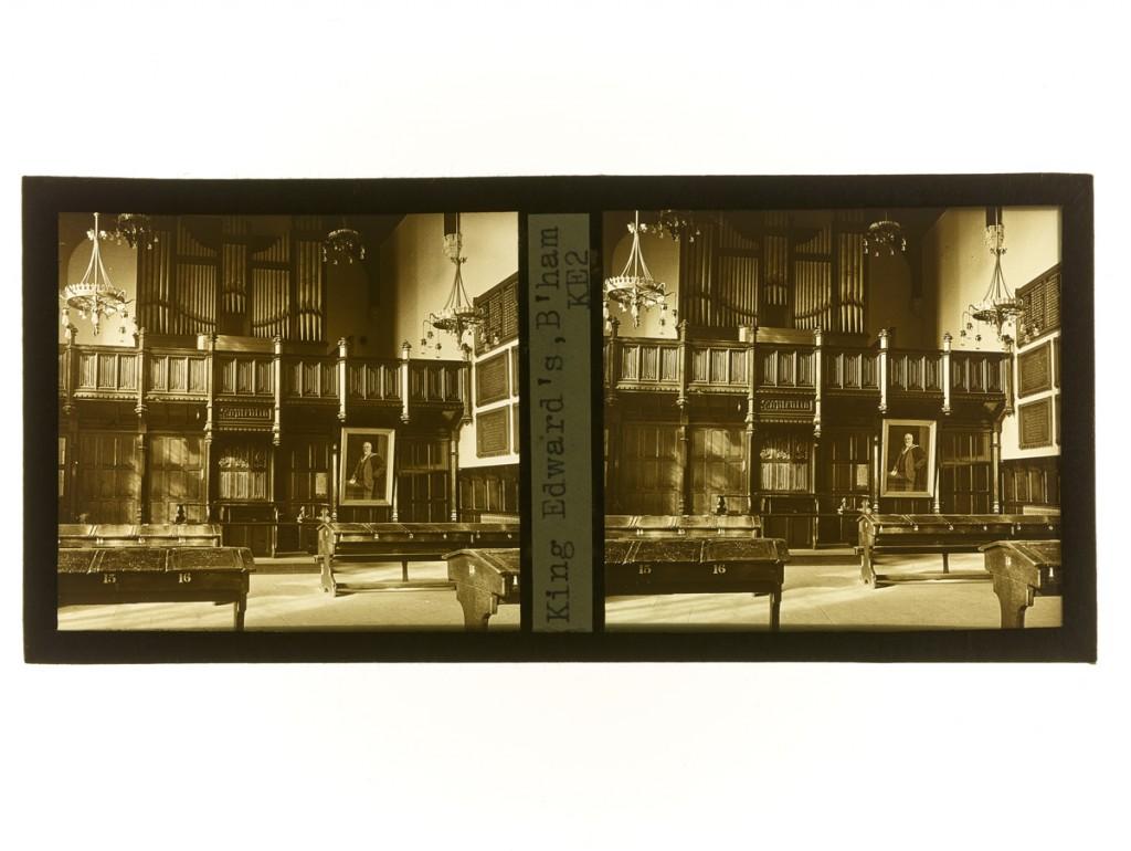 K.E. Archive Stereograph Slides Box 1 KE2