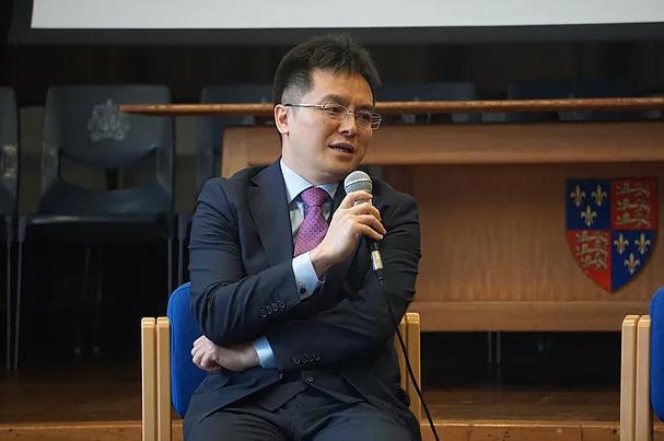 Dr Tony Xia Visits Five Ways