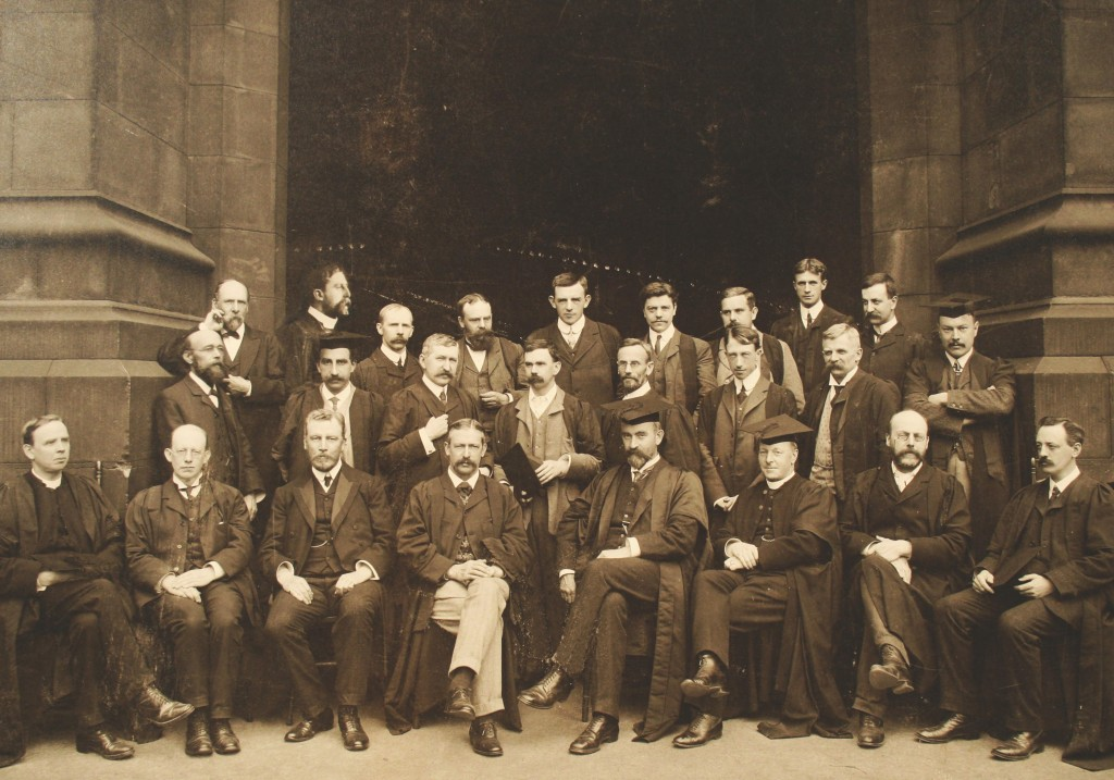 Photo 2 - KES staff in 1906