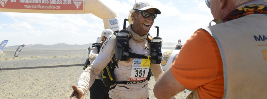 King Edward's School Head Of Rugby Conquers Desert Marathon
