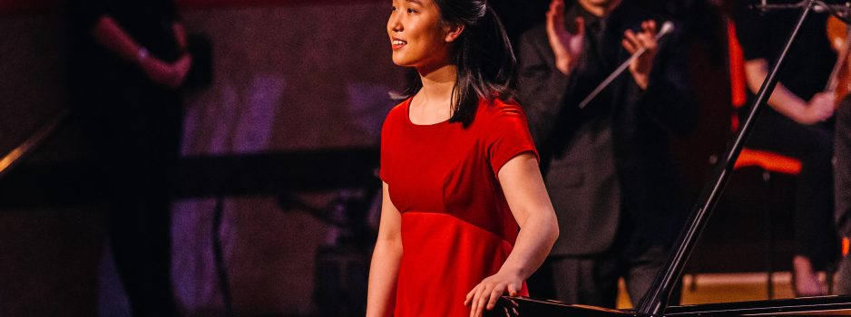 KEHS Student Lauren Zhang Wins BBC Young Musician Of The Year