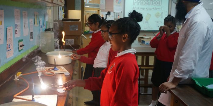 Handsworth Boys Welcomes Schools For Science Outreach