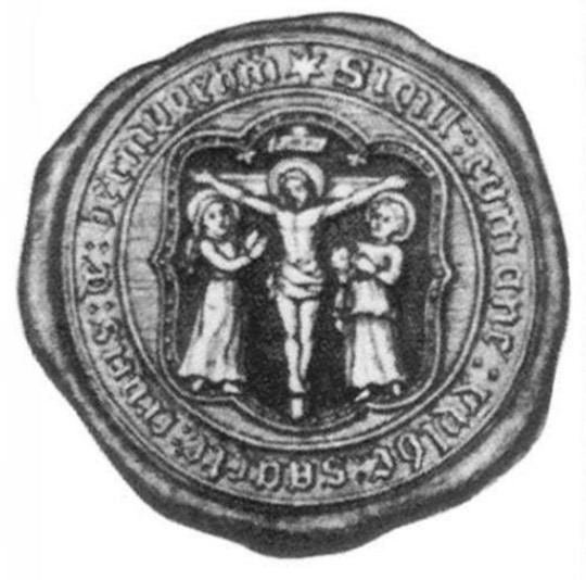 Seal of the Gild of the Holy Cross